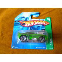 Hot Wheels - Miniatura - T- Hunt - 69 Camaro - Nº 34