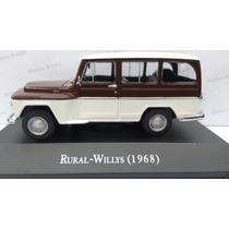 Carros Inesquecíveis Rural Willys 1968