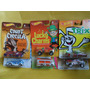 Hot Wheels Lote Com 6 General Mills Pneus De Borracha 1,64