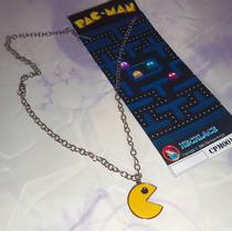 Colar Pac-man (valor Unitário)