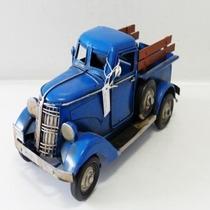 Miniatura Metal Lata Retro Pickup Antiga