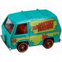 The Mystery Machine Scooby-doo 2012 Hot Wheels #38 Lacrado