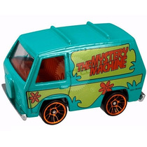The Mystery Machine Scooby-doo 2012 Hot Wheels #38 Lacrado
