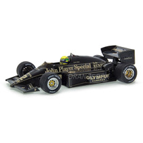 Fórmula 1 Lotus 97t 1985 Ayrton Senna 1ª Vitória Senr8001