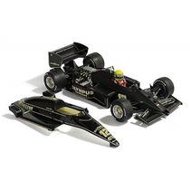 Ayrton Senna Lotus Renault 97t F1 Gp Portugal 1/18 Premiumx