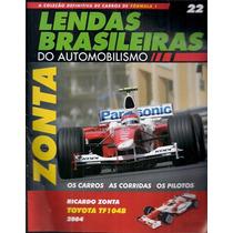 Lendas Brasileiras Do Automobilismo 22 - Zonta Toyota 2004