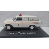 Veículos De Serviço 02 Chevrolet Veraneio Ambulância