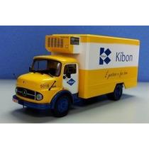 Caminhão Kibon Mercedes-benz 1113 - Ixo/altaya 1/43