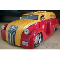 Dodge Airflow Tanked 1939 1/24 Shell Tanque Ford Gm Caminhão