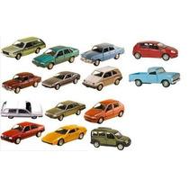 Miniatura Carros Classicos Nacionais Extra - 11 Cm - Metal