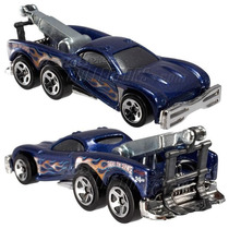 Hot Wheels 2011,thrill Racers Series, Highway Tow Jam