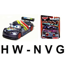 Disney Cars 2 Neon Max Schnell Tenho + 300 Modelos Lacrado