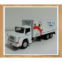 Coleção Caminhões Brasileiros Ed.22 - Mercedes L 1618 (199-)