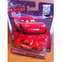 Disney Cars Determined Lightning Mcqueen - Mattel