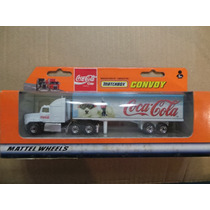 Miniatura Coca Cola Matchbox Convoy