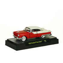 Pontiac Star Chief 1955 R30 M2 Machines 1:64 32500-30h-6