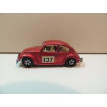 Carrinho Coleção Matchbox 1968 Volkswagen Fusca England