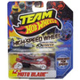 Hot Wheels Team Carrinhos Básicos - Moto Blade - Mattel