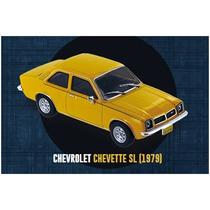 Col. Chevrolet Collection Vol.1 Chevette Sl (1979)