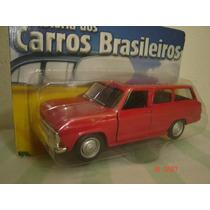 Chevrolet Veraneio Carros Brasileiros 1/43
