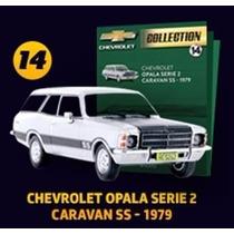 Chevrolet Collection Vol.14 Caravan Ss (1979)+box+livreto