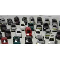 Lote 10 Miniaturas Automóveis Ho 1:87 ~ 1:100 Figuras