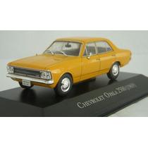 Col. Carros Inesquecíveis Brasil Vol.44 Opala 2500 (1969)