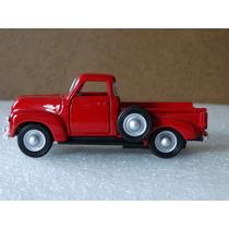 1953 Chevrolet 3100 - Maisto - 1:36 - Loose - Vermelho