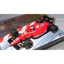 Minichamps 1/43 Ferrari F92 Jean Alesi F1 1992 # Senna Prost
