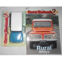 Carros Brasileiros Nacionais Rural +fasciculo Jornal Extra