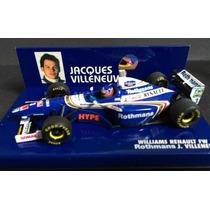Minichamps 1/43 Williams Fw19 Villeneuve Campeão 1997 F1 Wc