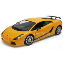 Lamborghini Gallardo Superleggera 1:18motormax 73181-amarelo