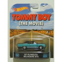 Hot Wheels Retro 67 Plymouth Belvedere Gtx Tommy Boy