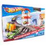 Hot Wheels - Pista Super Lava-rápido- Mattel