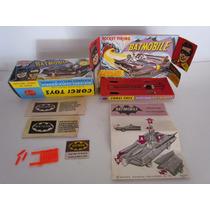 Batmóvel Corgi Toys 1966 Batman