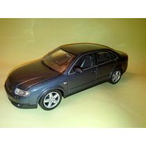 Miniatura 1/24 Audi A4 Welly Cinza V6 2001 A3 A5 A6 A7 A8
