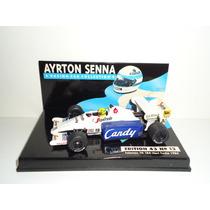 Minichamps 1/43 Toleman Tg184 Senna F1 1984 # Ayrton Monaco