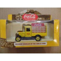 Miniatura Coca Cola Lledo 1928 Chevrolet