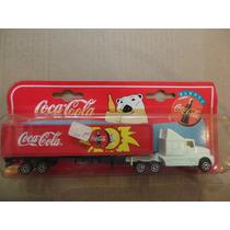Miniatura Coca Cola Majorette Francesa