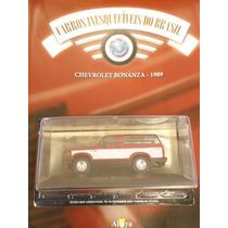 Carros Inesqueciveis Do Brasil Ed74 Chevrolet Bonanza (1989)