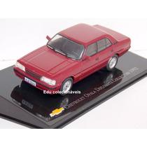 Miniatura Opala Diplomata 1/43 Chevrolet 1992 + Revista
