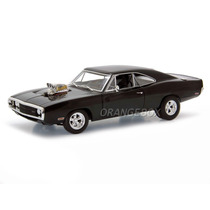 Dodge Charg 1970 Velozesfuriosos Hot Wheels Elite 1:18 Bly21