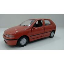 Palio Brinquedo Carrinho Da Fiat 1995 11cm Escala 1/38 Novo