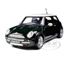 Mini Cooper Maisto 1:24 Carros Miniaturas Réplicas Coleção