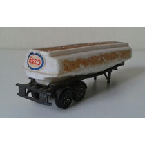 Corgi Juniors - 1/64 - Caminhão Mack Tanque Gasolina Esso