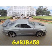 Hot Wheels Nissan Skyline Gt-r R34 2010 New Mexida Gariba58