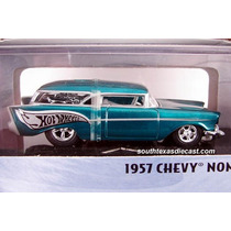 Hot Wheels ! 100% ! Pneus De Borracha ! Chevy Nomad ! Muscle