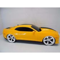 Chevrolet Camaro Amarelo Rc (licenciado Pela Chevrolet)