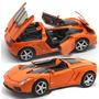 Miniatura Super Carros Modelo Esportivo - Corda Manual