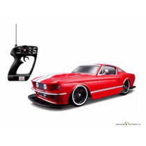 Ford Mustang Gt 1967 1:12 Maisto Tech Rádio Controle Remoto